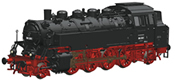 German Steam Locomotive 86 261 of the DRG