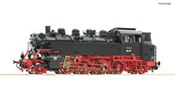 German Steam locomotive 86 270 of the DR
