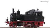 German Steam locomotive class 70.0 of the DB (DCC Sound Decoder)