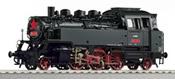 Czechoslovakian Steam Locomotive Series 365.4 of the CSD