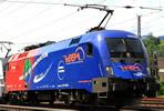 Austrian Electric Locomotive 1116 168 Vegatrans of the ÖBB (DCC Sound Decoder)