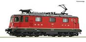 Swiss Electric locomotive 420 278-4 of the SBB (DCC Sound Decoder)