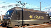 Swiss Electric Locomotive 465 018