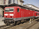 German Electric Locomotive BR 143 of the DB AG (DCC Sound Decoder)