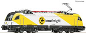 "Slovakian Electric locomotive 541 002-6 ""Innofreight"" (DCC Sound Decoder)"