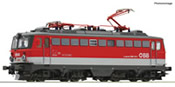 Austrian Electric locomotive 1142 683-2 of the OBB