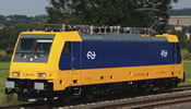 Dutch Electric Locomotive BR 186 of the NS