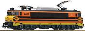 Electric Locomotive Series 4401 Rotterdam Rail Feeding