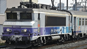 French Electric Locomotive Class BB 22200 of the SNCF (DCC Sound Decoder)