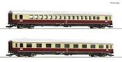 "2 piece train set: TEE 74/75 ""Roland"" (Set 3)"