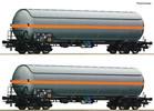 Dutch Pressure gas tank wagon Set of the NACCO