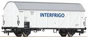 Refrigerated Wagon Interfrigo, DB