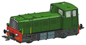 Italian Diesel Locomotive Class D.225.6000 of the FS (Sound Decoder)