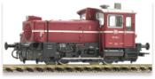 German Diesel Locomotive BR 333 of the DB