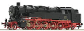 German Steam locomotive 85 004 of the DRG (Sound)
