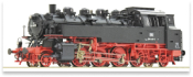 German Steam Locomotive 086 400-9 of the DB (Sound Decoder)