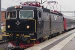 Swedish Electric Locomotive Rc3 of the SJ (Sound Decoder)