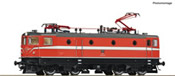 Austrian Electric Locomotive Class 1043 of the OBB (Sound)
