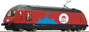 Swiss Electric Locomotive 460 058-1