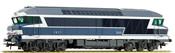 French Diesel Locomotive CC 72000 of the SNCF (Sound Decoder)