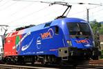 Austrian Electric Locomotive 1116 168 Vegatrans of the ÖBB (Sound Decoder)