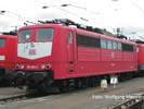German Electric Locomotive BR 151 of the DB AG (Sound Decoder)
