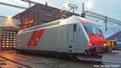 Norwegian Electric Locomotive EL18 of the NSB (Sound Decoder)
