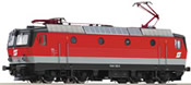 Austrian Electric Locomotive series 1044 126-9 of the ÖBB (Sound Decoder)