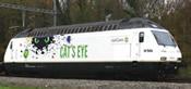 Swiss Electric Locomotive Re 465