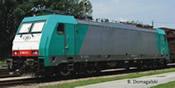 German Electric Locomotive BR 186 Alphatrain