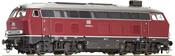 German Diesel Locomotive Class 210 of the DB (Sound Decoder)