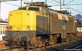 Dutch Electric Locomotive 1212 of the NS (Sound Decoder)