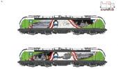 Railjet ôbb article neuf ROCO h0 74116-8 pièces Set