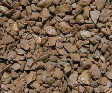 RSM MR16HO - Medium Rust Natural Stone Ballast - 16oz