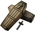 Western Pine Coffins x5