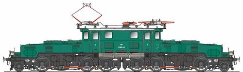 Spur1AT 30106 - Swiss Crocodile Class 1089 1089.04