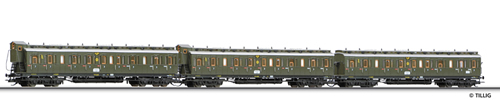 Tillig 01564 - Passenger Car Set