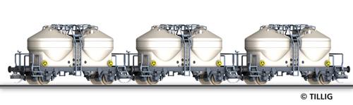 Tillig 01607 - Freight Car Set