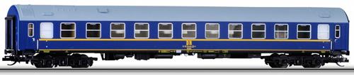 Tillig 01662 - German 3pc Passenger Coach Set of the DR