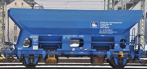 Tillig 01679 - Freight Hopper Car Set Pressnitztalbahn