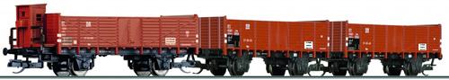 Tillig 01684 - 3pc Freight Car Set of the DR