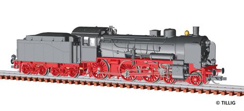 Tillig 02021 - Steam Locomotive Class 38.10