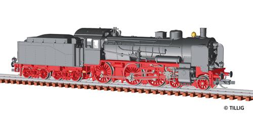 Tillig 02022 - Steam Locomotive Class P8