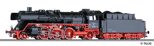 Tillig 02102 - Steam Locomotive Class 23 001