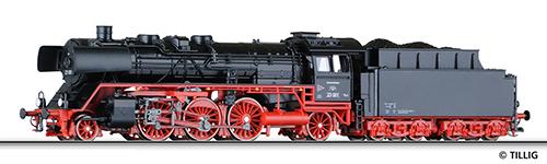Tillig 02102 - Steam Locomotive Class 23 001