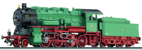 Tillig 02165 - German Steam Locomotive Class G 8.2 of the KPEV