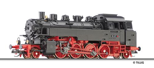 Tillig 02178 - Steam Locomotive BR 86 of the DB Museum
