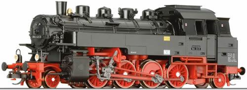 Tillig 02179 - German Steam Locomotive BR 86 of the DR