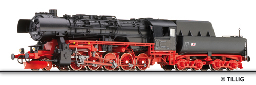 Tillig 02286 - Steam Locomotive Class 52.80