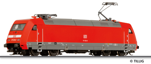 Tillig 02313 - Electric Locomotive Class 101